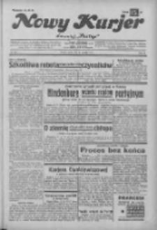 """Nowy Kurjer: dawniej """"Postęp"""" 1932.12.14 R.43 Nr287"""