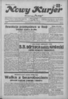"""Nowy Kurjer: dawniej """"Postęp"""" 1932.12.15 R.43 Nr288"""