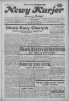 """Nowy Kurjer: dawniej """"Postęp"""" 1932.12.16 R.43 Nr289"""