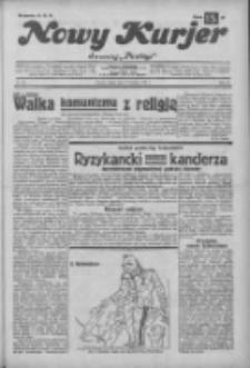 """Nowy Kurjer: dawniej """"Postęp"""" 1932.12.17 R.43 Nr290"""