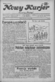 """Nowy Kurjer: dawniej """"Postęp"""" 1932.12.22 R.43 Nr294"""