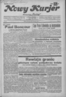 """Nowy Kurjer: dawniej """"Postęp"""" 1932.12.29 R.43 Nr299"""