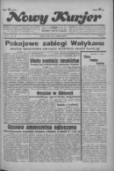 """Nowy Kurjer: dawniej """"Postęp"""" 1936.01.04 R.47 Nr3"""