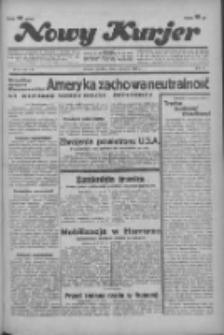 """Nowy Kurjer: dawniej """"Postęp"""" 1936.01.05 R.47 Nr4"""