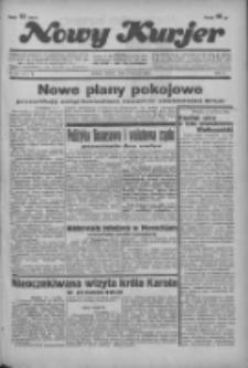"""Nowy Kurjer: dawniej """"Postęp"""" 1936.01.14 R.47 Nr10"""