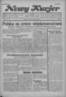 """Nowy Kurjer: dawniej """"Postęp"""" 1936.01.18 R.47 Nr14"""