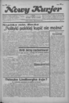 """Nowy Kurjer: dawniej """"Postęp"""" 1936.01.19 R.47 Nr15"""