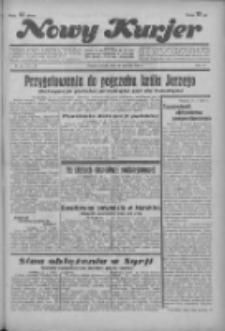 """Nowy Kurjer: dawniej """"Postęp"""" 1936.01.28 R.47 Nr22"""
