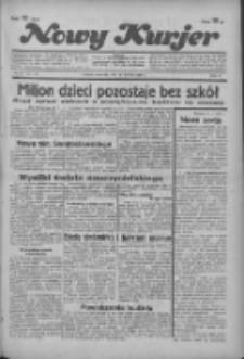 """Nowy Kurjer: dawniej """"Postęp"""" 1936.01.30 R.47 Nr24"""