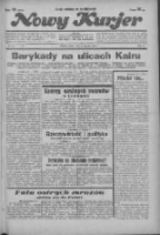 """Nowy Kurjer: dawniej """"Postęp"""" 1936.01.31 R.47 Nr25"""