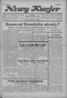 """Nowy Kurjer: dawniej """"Postęp"""" 1936.02.02 R.47 Nr27"""