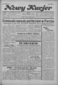 """Nowy Kurjer: dawniej """"Postęp"""" 1936.02.04 R.47 Nr28"""