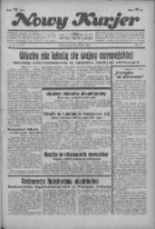 """Nowy Kurjer: dawniej """"Postęp"""" 1936.02.05 R.47 Nr29"""