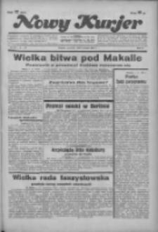"""Nowy Kurjer: dawniej """"Postęp"""" 1936.02.06 R.47 Nr30"""