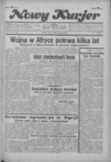 """Nowy Kurjer: dawniej """"Postęp"""" 1936.02.11 R.47 Nr34"""