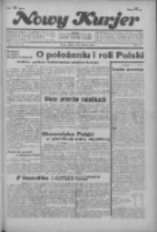 """Nowy Kurjer: dawniej """"Postęp"""" 1936.02.14 R.47 Nr37"""