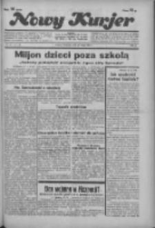 """Nowy Kurjer: dawniej """"Postęp"""" 1936.02.23 R.47 Nr45"""