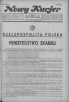"""Nowy Kurjer: dawniej """"Postęp"""" 1936.02.25 R.47 Nr46"""