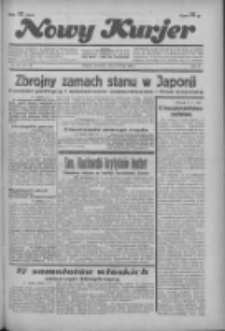 """Nowy Kurjer: dawniej """"Postęp"""" 1936.02.27 R.47 Nr48"""