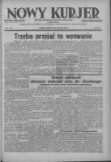 Nowy Kurjer: dziennik poświęcony sprawom politycznym i społecznym 1937.05.30 R.48 Nr121