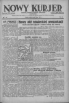 Nowy Kurjer: dziennik poświęcony sprawom politycznym i społecznym 1937.07.03 R.48 Nr149