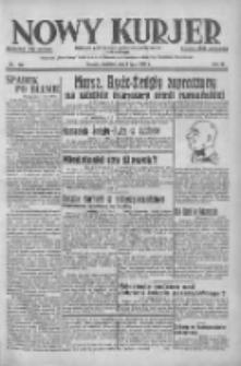 Nowy Kurjer: dziennik poświęcony sprawom politycznym i społecznym 1937.07.04 R.48 Nr150
