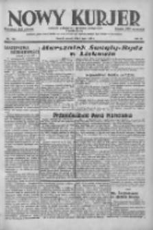 Nowy Kurjer: dziennik poświęcony sprawom politycznym i społecznym 1937.07.06 R.48 Nr151