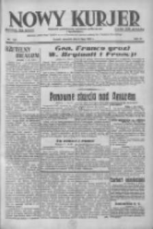 Nowy Kurjer: dziennik poświęcony sprawom politycznym i społecznym 1937.07.08 R.48 Nr153