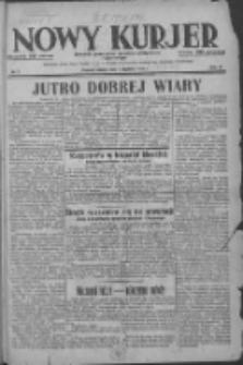 Nowy Kurjer: dziennik poświęcony sprawom politycznym i społecznym 1938.01.01 R.49 Nr1