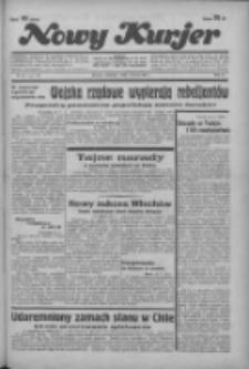 """Nowy Kurjer: dawniej """"Postęp"""" 1936.03.01 R.47 Nr51"""