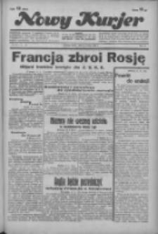 """Nowy Kurjer: dawniej """"Postęp"""" 1936.03.11 R.47 Nr59"""
