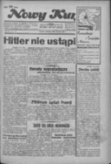 """Nowy Kurjer: dawniej """"Postęp"""" 1936.03.12 R.47 Nr60"""