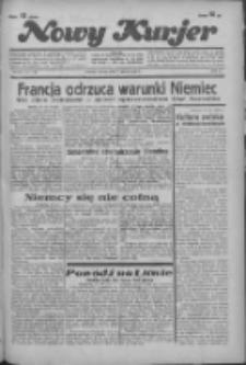 """Nowy Kurjer: dawniej """"Postęp"""" 1936.03.17 R.47 Nr64"""