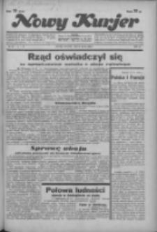 """Nowy Kurjer: dawniej """"Postęp"""" 1936.03.19 R.47 Nr66"""