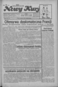 """Nowy Kurjer: dawniej """"Postęp"""" 1936.04.05 R.47 Nr81"""