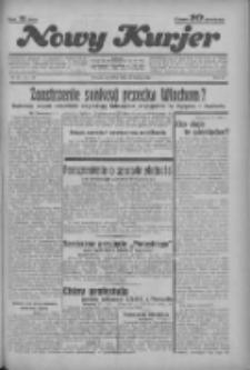 """Nowy Kurjer: dawniej """"Postęp"""" 1936.04.09 R.47 Nr84"""