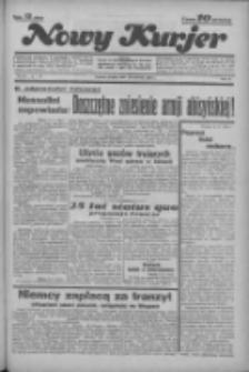 """Nowy Kurjer: dawniej """"Postęp"""" 1936.04.10 R.47 Nr85"""