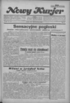 """Nowy Kurjer: dawniej """"Postęp"""" 1936.04.15 R.47 Nr88"""