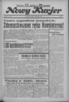 """Nowy Kurjer: dawniej """"Postęp"""" 1936.04.22 R.47 Nr94"""