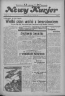 """Nowy Kurjer: dawniej """"Postęp"""" 1936.04.24 R.47 Nr96"""