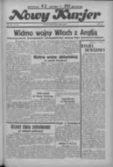 """Nowy Kurjer: dawniej """"Postęp"""" 1936.05.02 R.47 Nr103"""
