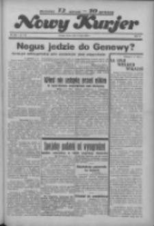 """Nowy Kurjer: dawniej """"Postęp"""" 1936.05.06 R.47 Nr106"""