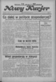 """Nowy Kurjer: dawniej """"Postęp"""" 1936.05.19 R.47 Nr117"""