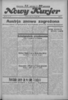 """Nowy Kurjer: dawniej """"Postęp"""" 1936.05.27 R.47 Nr123"""