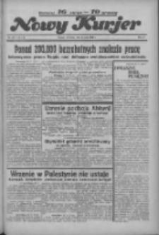 """Nowy Kurjer: dawniej """"Postęp"""" 1936.05.31 R.47 Nr127"""