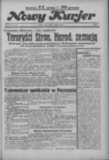"""Nowy Kurjer: dawniej """"Postęp"""" 1936.06.17 R.47 Nr139"""