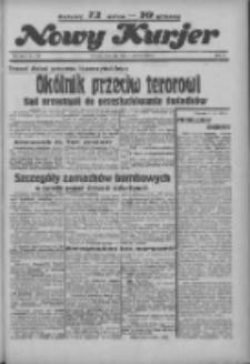 """Nowy Kurjer: dawniej """"Postęp"""" 1936.06.18 R.47 Nr140"""