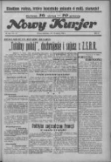 """Nowy Kurjer: dawniej """"Postęp"""" 1936.06.25 R.47 Nr146"""