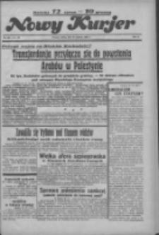 """Nowy Kurjer: dawniej """"Postęp"""" 1936.06.27 R.47 Nr148"""