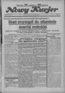 """Nowy Kurjer: dawniej """"Postęp"""" 1936.06.28 R.47 Nr149"""